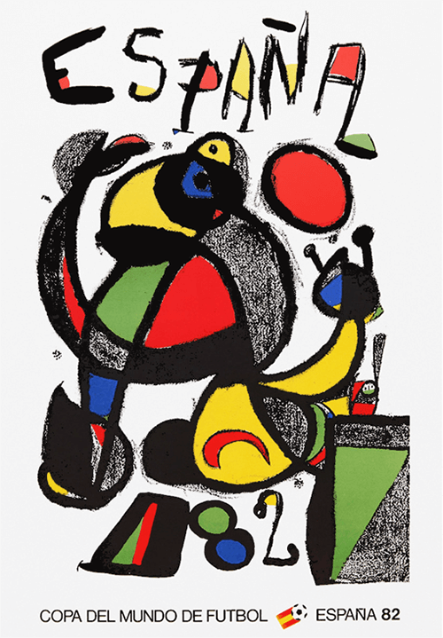 WM-Poster 1982 (Spanien)