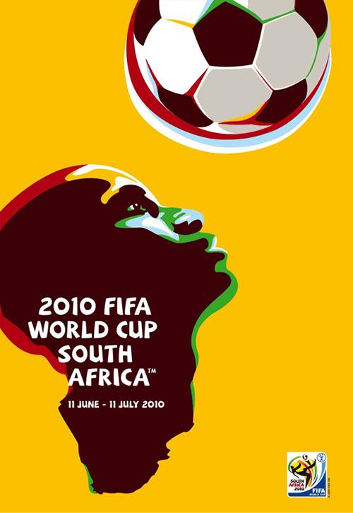 WM-Poster 2010 (Südafrika)