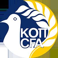 Logo der zyprischen Fußballnationalmannschaft